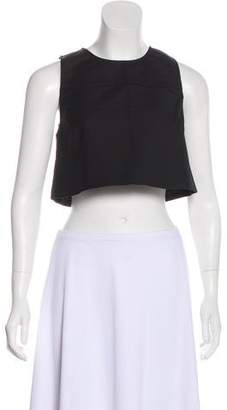 Tanya Taylor Sleeveless Cropped Top w/ Tags