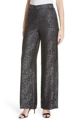 Equipment Arwen Wide Leg Silk Blend Pants