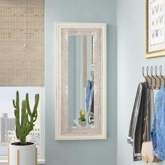 Bungalow Rose Sideling Hill Rustic Full Length Mirror