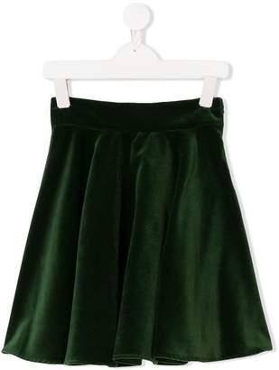 Oscar de la Renta Kids a-line flared skirt