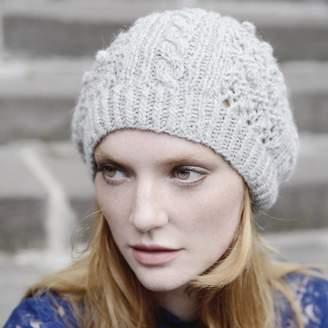 Purl Alpaca Designs Camilla Hat Knitting Kit