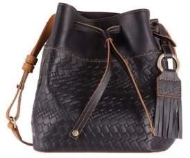 Lodis Rodeo Woven RFID Blake Small Drawstring Bag