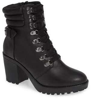 Mia Annamaria Combat Boot