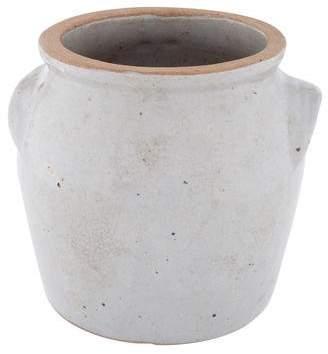 Glazed Stoneware Vessel