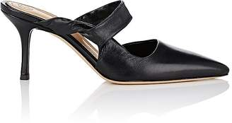 The Row Women's Gala Twist Leather Mules