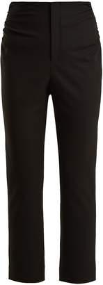 Jacquemus Le Corsaire high-rise cropped trousers