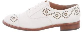 Marc by Marc Jacobs Embellished Cap-Toe Oxfords