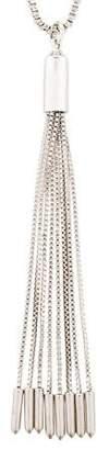 Eddie Borgo Neo Tassel Pendant Necklace