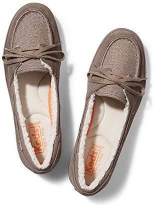 Keds Women's Glimmer Suede Sneaker
