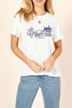 MinkPink Miss Hula Tshirt