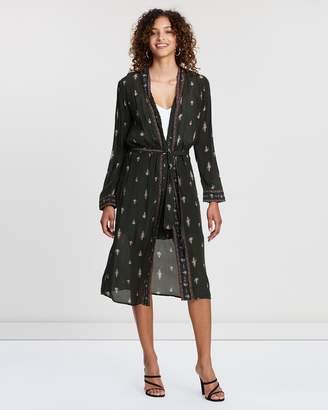 Tyra Long Sleeve Kimono