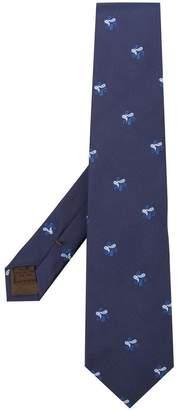 Church's small pattern tie