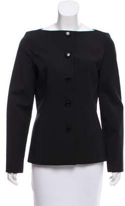 Ellen Tracy Linda Allard Lightweight Long Sleeve Jacket