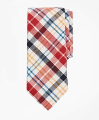 Brooks Brothers Boys Plaid Tie