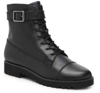 Franco Sarto Carlson Combat Boot - Women's