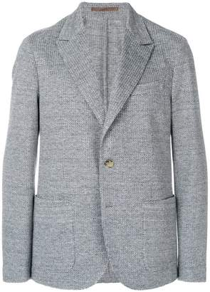 Eleventy classic fitted blazer