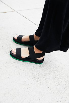 Vegan Margot Sandal by Faryl Robin at Free People $98 thestylecure.com