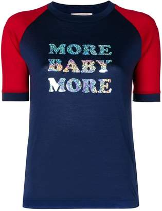 Christopher Kane 'More Baby More' t-shirt