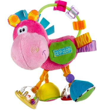 Playgro Activity Rattle Horse Learning Toy From 3 Months BPA-free Playgro Toy Box Horse Clip Clop