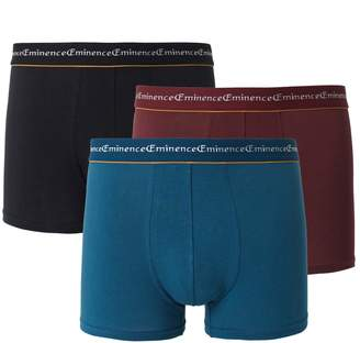 Mens Morpho-Adjust Boy Short Pack of 3 Eminence