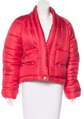 Chanel Paris-Moscou Silk Jacket