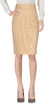 Burberry Knee length skirts