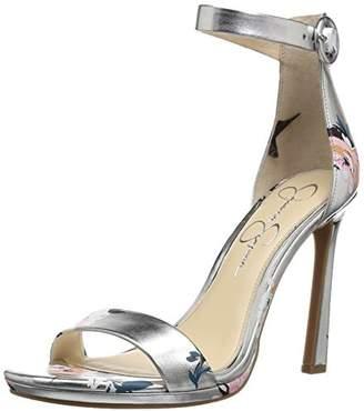 Jessica Simpson Women's Plemy Heeled Sandal