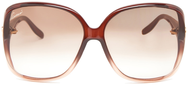 Gucci 3500 Sunglasses in Shaded Brown