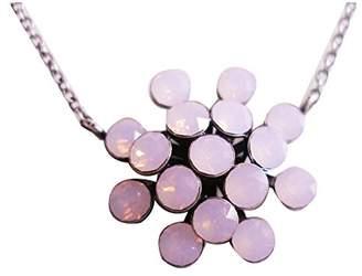 Konplott Women Brass pink Glass