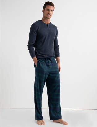 Lucky Brand COTTON VISCOSE FLANNEL PANT
