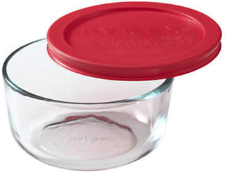 Pyrex Simply Store 2-Cup Round Dish with Cover