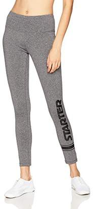 "Starter Women's 26"" Logo Workout Legging"
