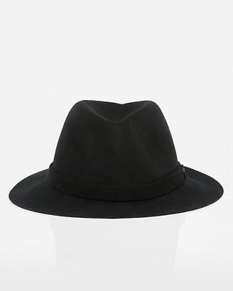 Le Château Wool Fedora Hat