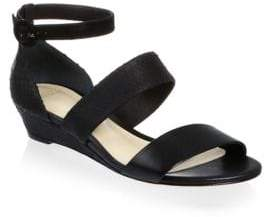Alexandre Birman New Yanna Leather Platform Sandals
