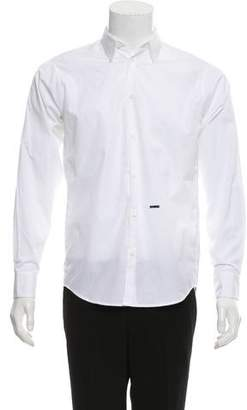 DSQUARED2 Long Sleeve Dress Shirt