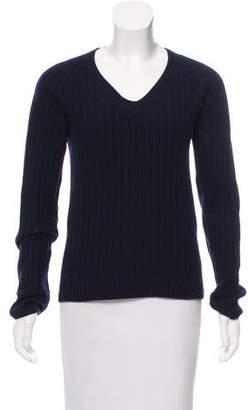 The Row V-Neck Sweater