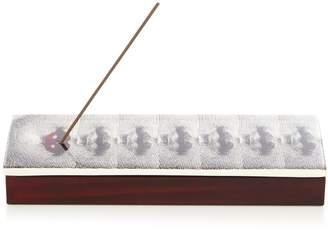 Fornasetti Bacio Otto-scented incense box and sticks