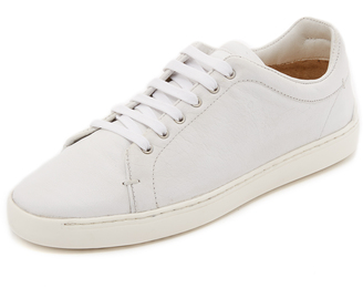 Rag & Bone Kent Lace Up Sneakers $325 thestylecure.com