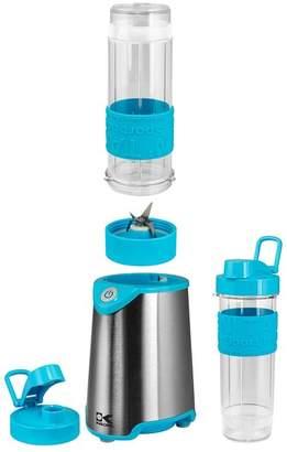Kalorik Blue and Stainless Steel Personal Blender - Set of 2 bottles