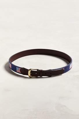 Harding-Lane American Flag Belt