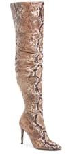 Jessica Simpson Ladee Over the Knee Boot