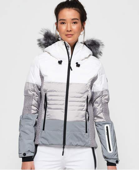Snow Cat Ski Down Jacket