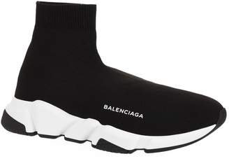 Balenciaga Speed Mid-Top Sneakers