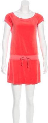 Juicy Couture Short Sleeves Mini Dress