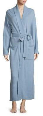 Arlotta Long Basic Cashmere Robe