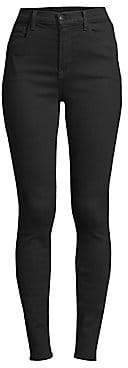 J Brand Women's Carolina Super High Rise Skinny Jeans