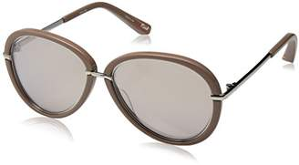 Elizabeth and James Women's Reed Aviator Sunglasses