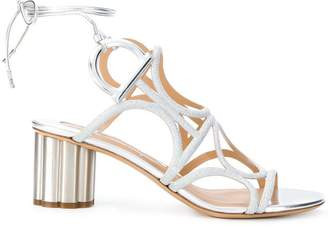 Salvatore Ferragamo Gancini sandals