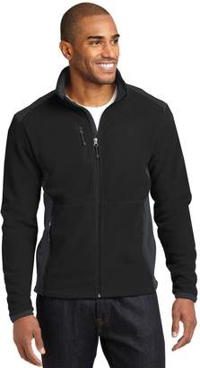 Eddie Bauer Full-Zip Sherpa Fleece Jacket