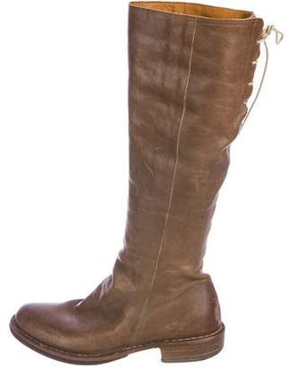 Fiorentini+Baker Leather Knee-High Boots